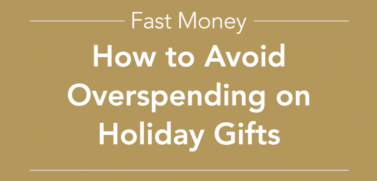 picture of 'How to Avoid Overspending on Holiday Gifts'